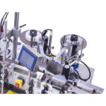 monobloc remplisseuse visseuse étiqueteuse e-liquide cbd huiles essentielles e-fill cda usa