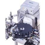 línea de envasado automático llenado atornillado etiquetado e-fill cda usa