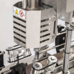 cap system CDA automatic labeling machine