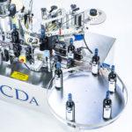 labeling and crimping bottle r1000 r1500 range cda usa