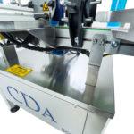 gamme solo etiqueteuse automatique compacte CDA