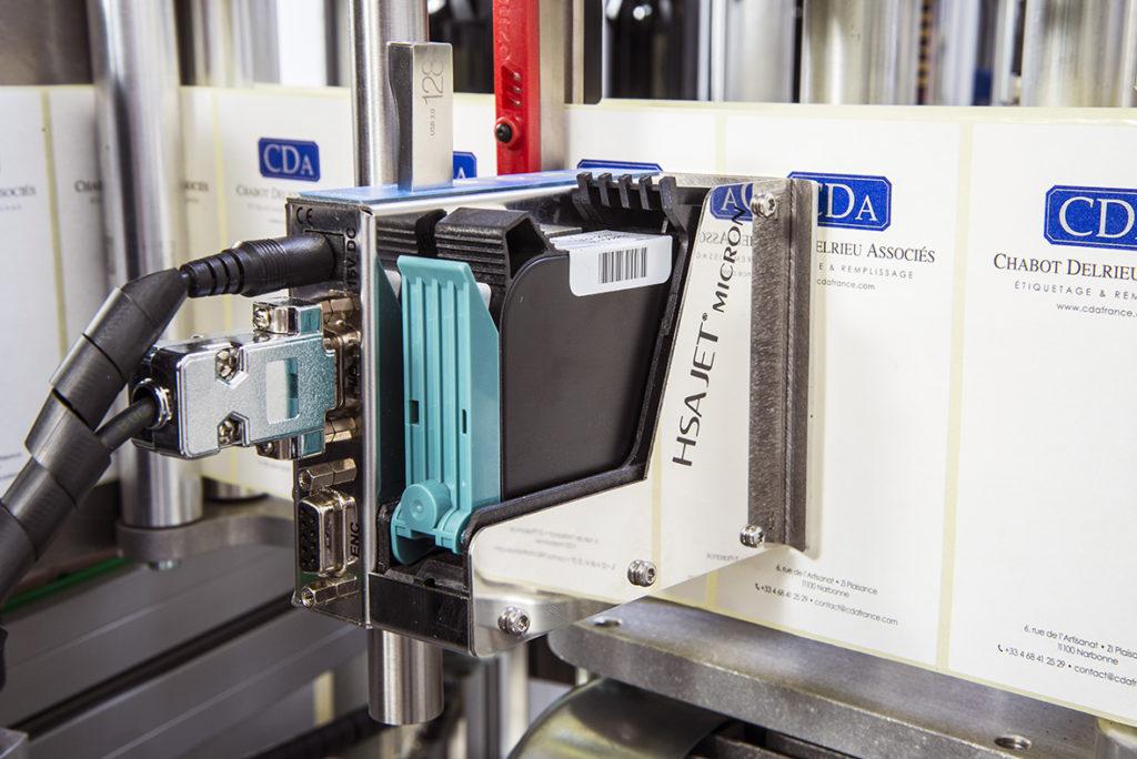 Impresión Laser inkjet