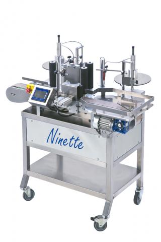 Ninette Auto semi auto labeler