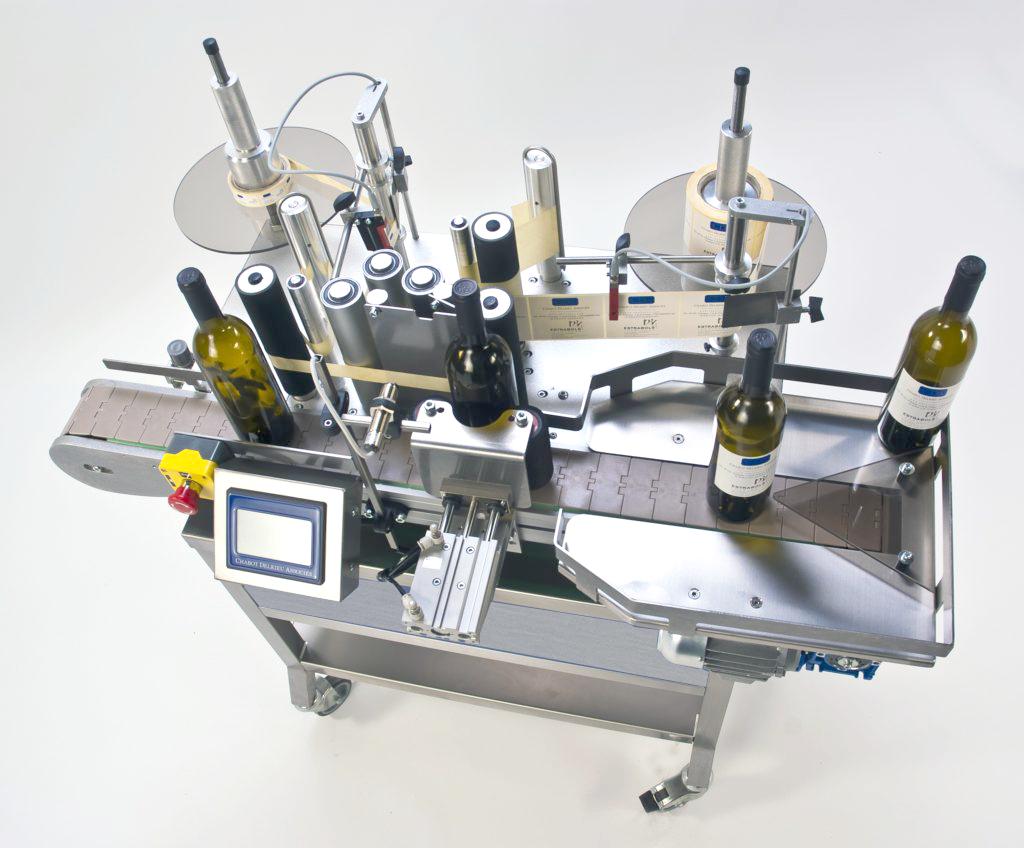 ninette auto etiqueteuse semi automatique compacte CDA