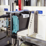 CDA's regionale automatic bottle labeling machine