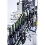 système d'étiquetage automatique pour bouteilles de spiritueux cda usa