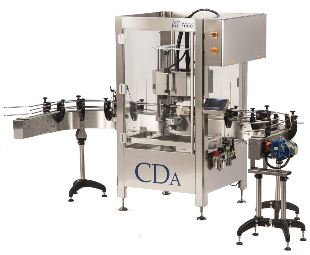 VS 1000 Capping machine
