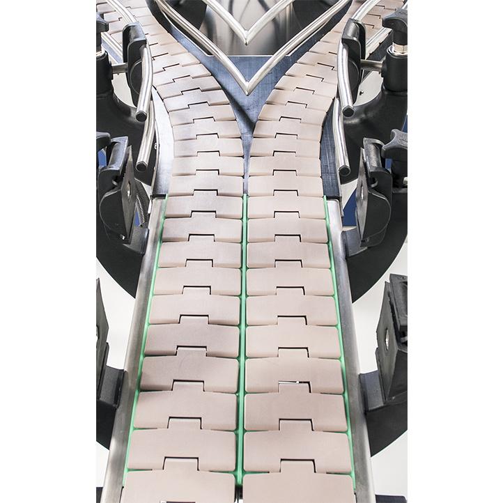 design integration of belt conveyor with cda usa curves