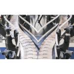 transportador de aluminio anodizado transportador de acero inoxidable cda usa