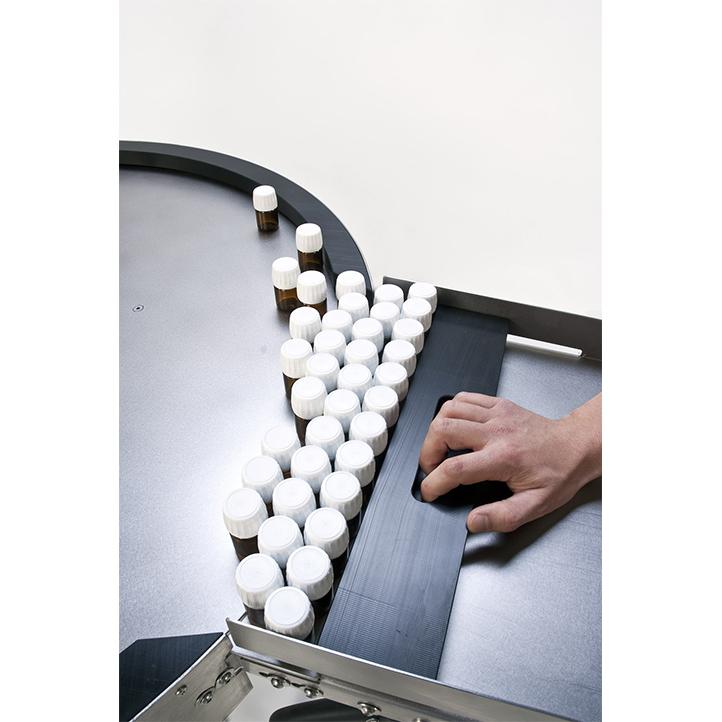 table de réception de produits fin de ligne conditionnement cda usa