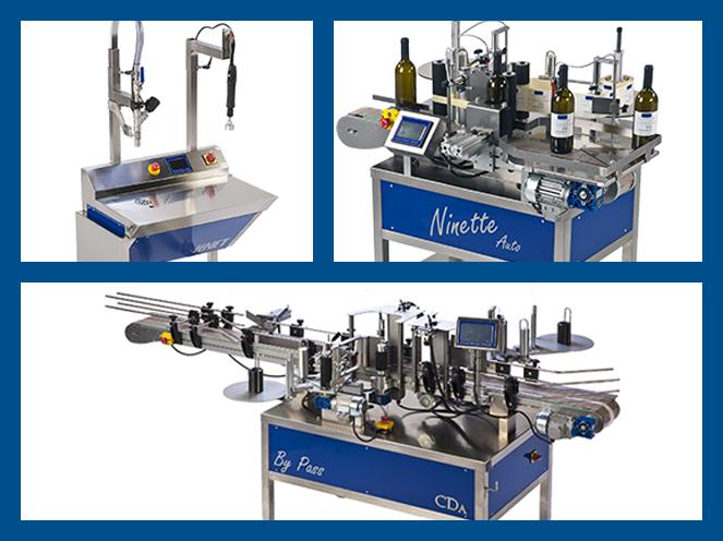 CDA manufacture filling machine