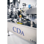 automatic labeling machine for bottles cda usa