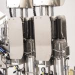 CDA's lea automatic wine bottle labeling machine