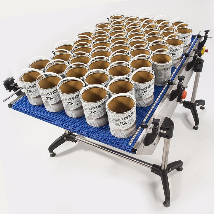 loading table pot paint bucket can cda usa