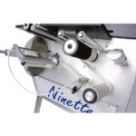 semi-automatic labeler containing rectangular square ninette flat cda usa