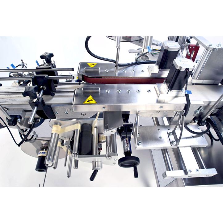 machine d'étiquetage sous le produit ninon down cda usa