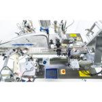 machine d'étiquetage adhésif toutes formes de produits ninon mix cda usa