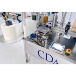 ninon side cda usa self-adhesive product labeler