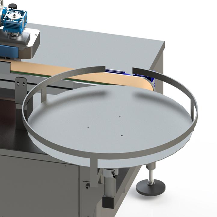 automatic self-adhesive labeling system ninon wrap cda usa