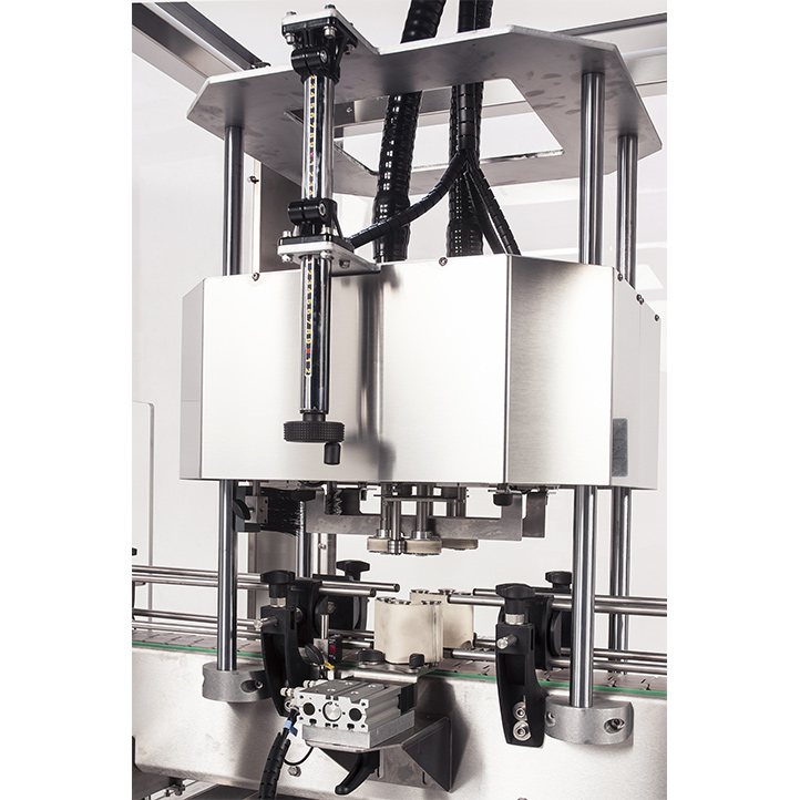 automatic screw capper enclosed vs1000 cda usa