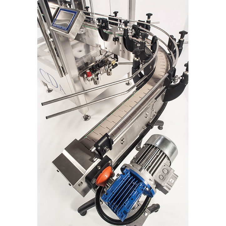 automatic screw capping machine all types of caps vs1000 cda usa