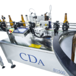 b1500 CDA's automatic labeling machine