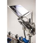 sertissage automatique de coiffe et capsule pour bouteille cap system cda usa