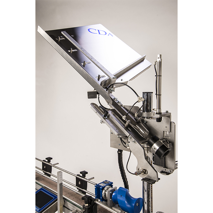 automatic crimping of cap and capsule for bottle cap system cda usa