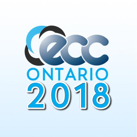 ECC ontario 2018 logo