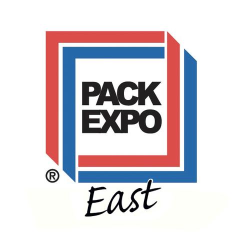 Pack Expo East logo
