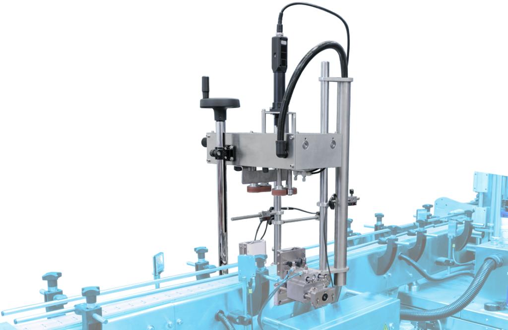VS 500 Automatic screw capping machine