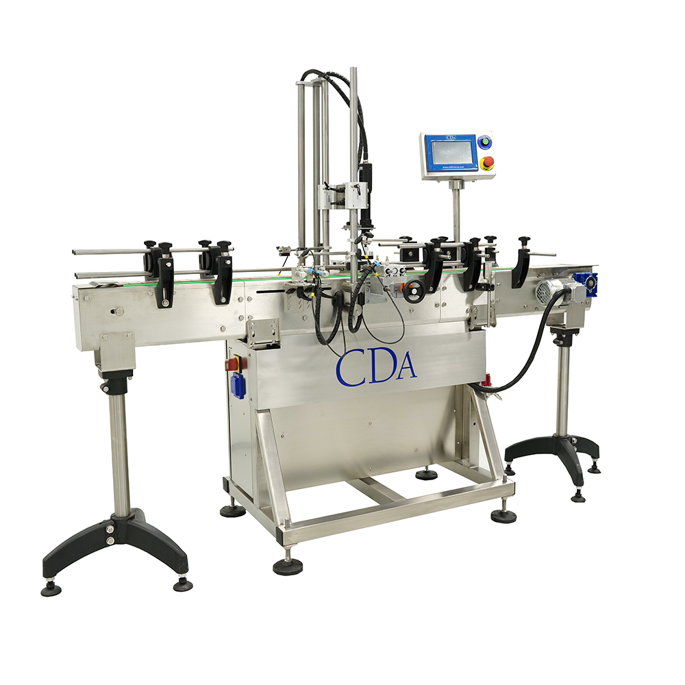Independent capping machine VSA